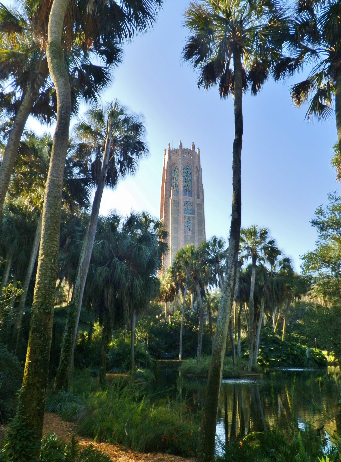 Places To Go Buildings To See Bok Tower Gardens  Lake Wales Florida
