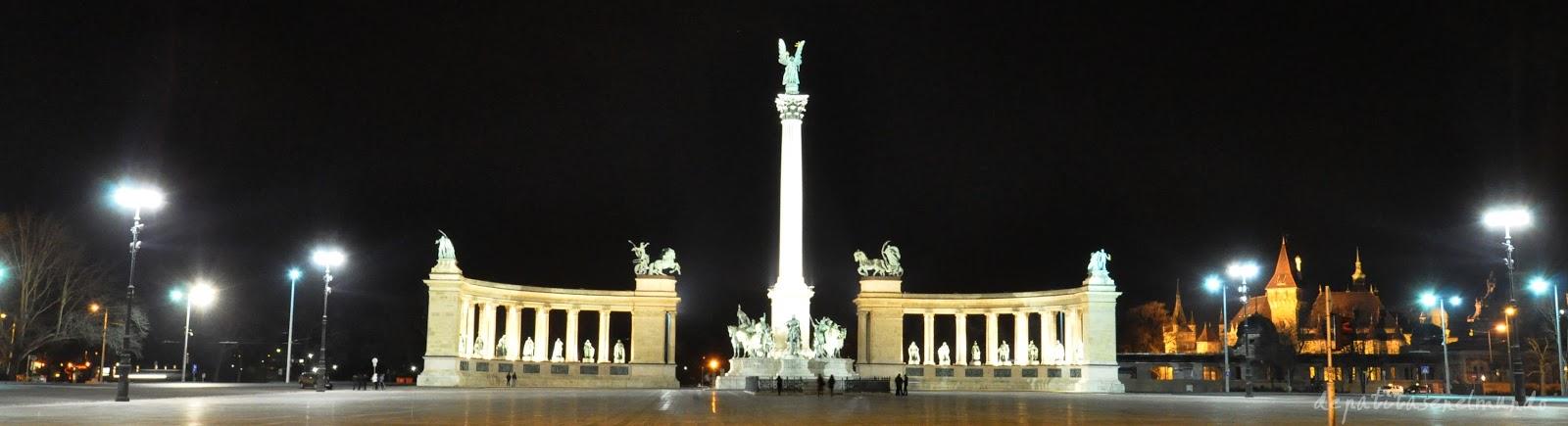 Plaza de los Heroes