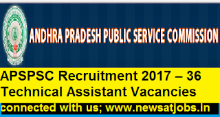 apspsc-technical-officer-recruitment