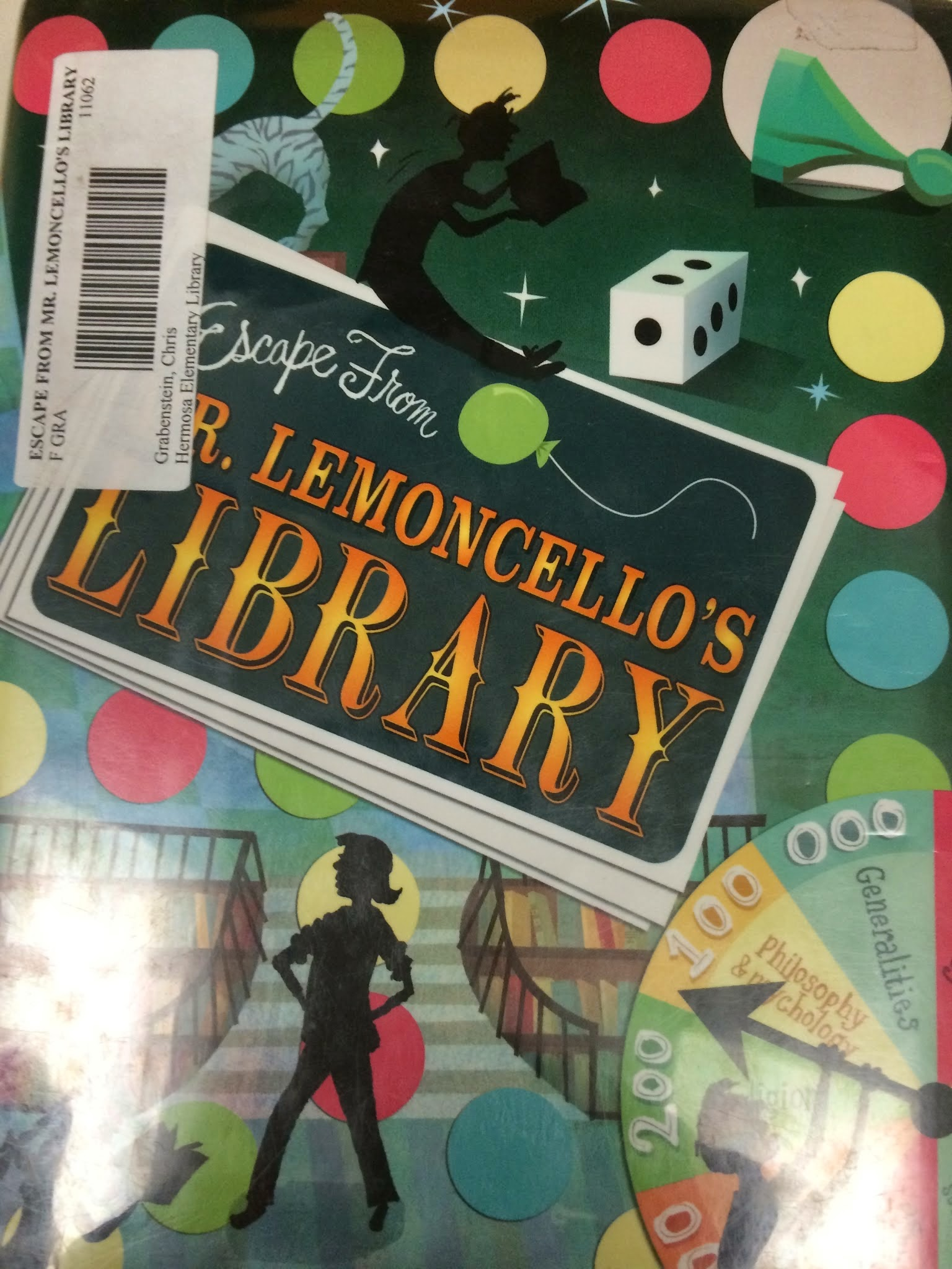 Books Children Treasure Escape From Mr Lemoncello S