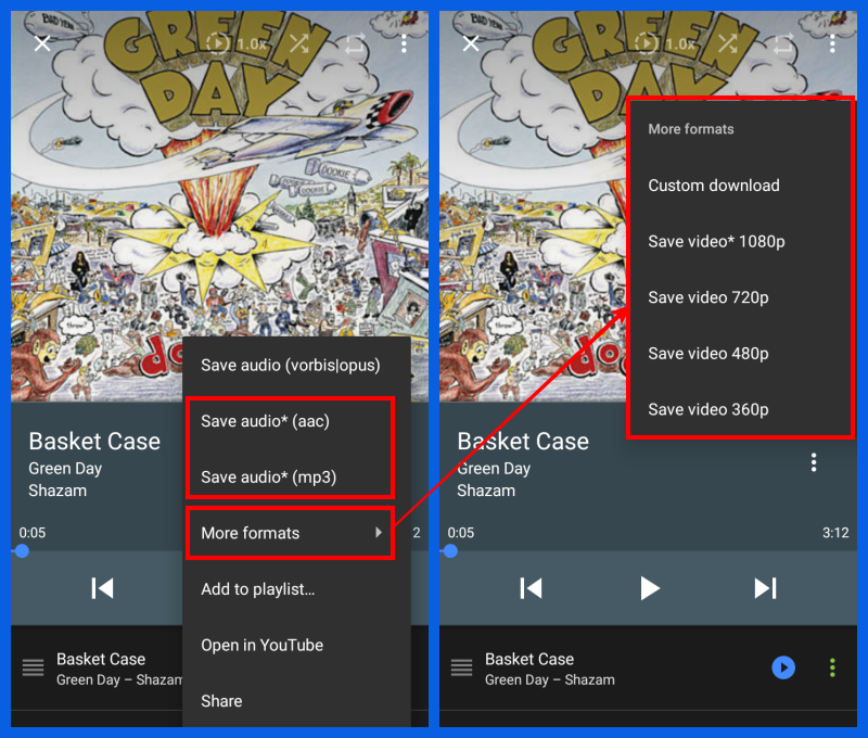 This app lets you turn YouTube into music player | tiktoktech