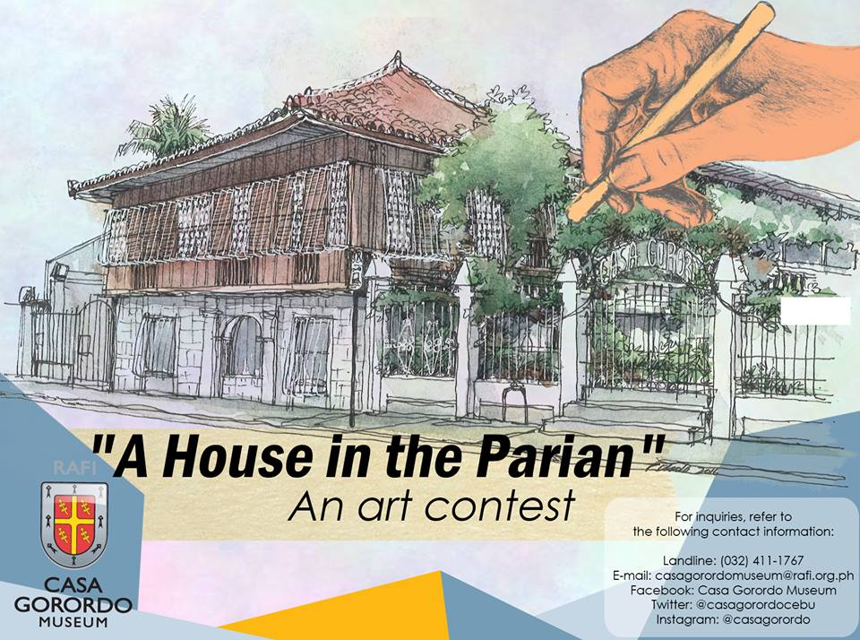 A House in the Parian: The Casa Gorordo Museum Art Contest
