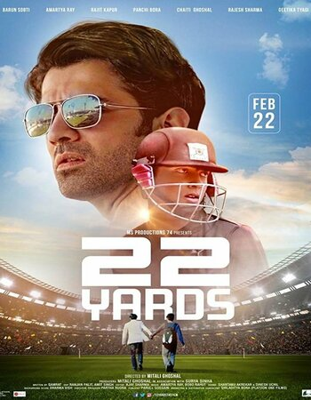 22 Yards (2019) Hindi 720p HDTV x264 950MB Movie Download