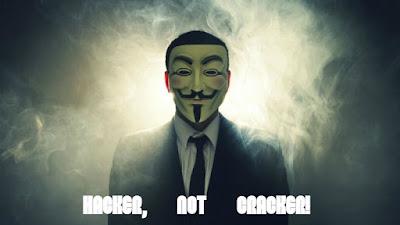 Hacker not Cracker