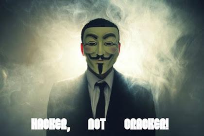 Hacker Nggak Selamanya Jahat