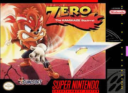 Zero the Kamikaze Squirrel (USA) en INGLES  descarga directa