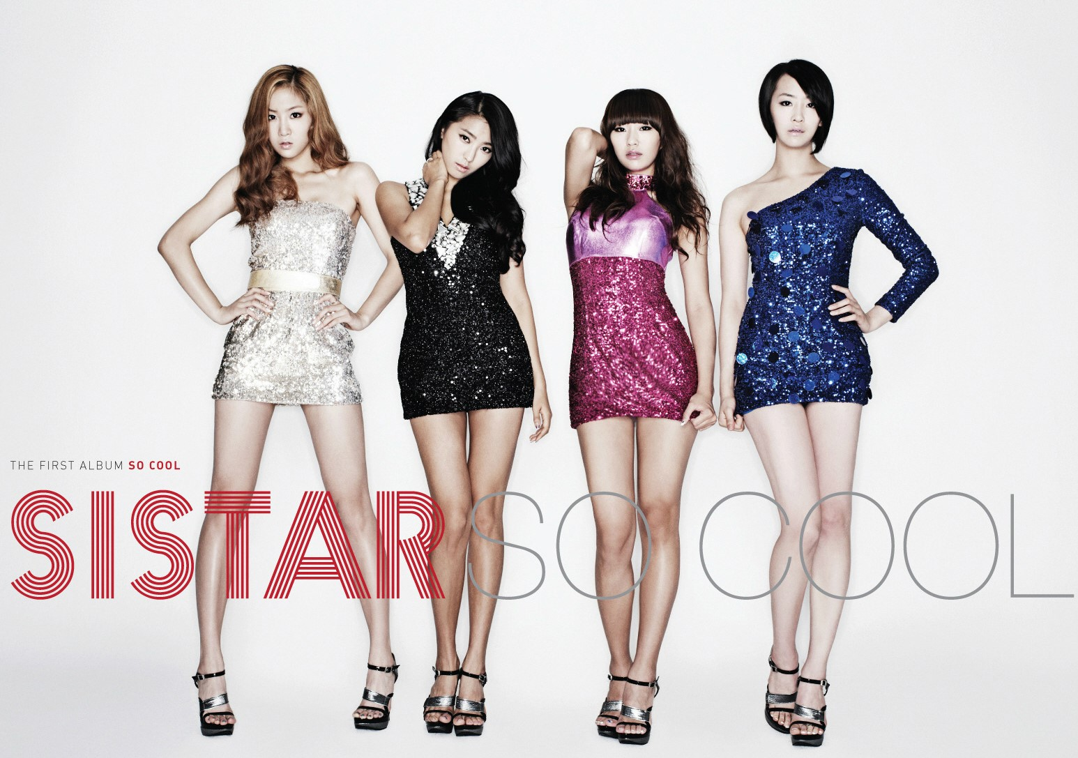 SISTAR - So Cool Album Cover by Cre4t1v31 on DeviantArt