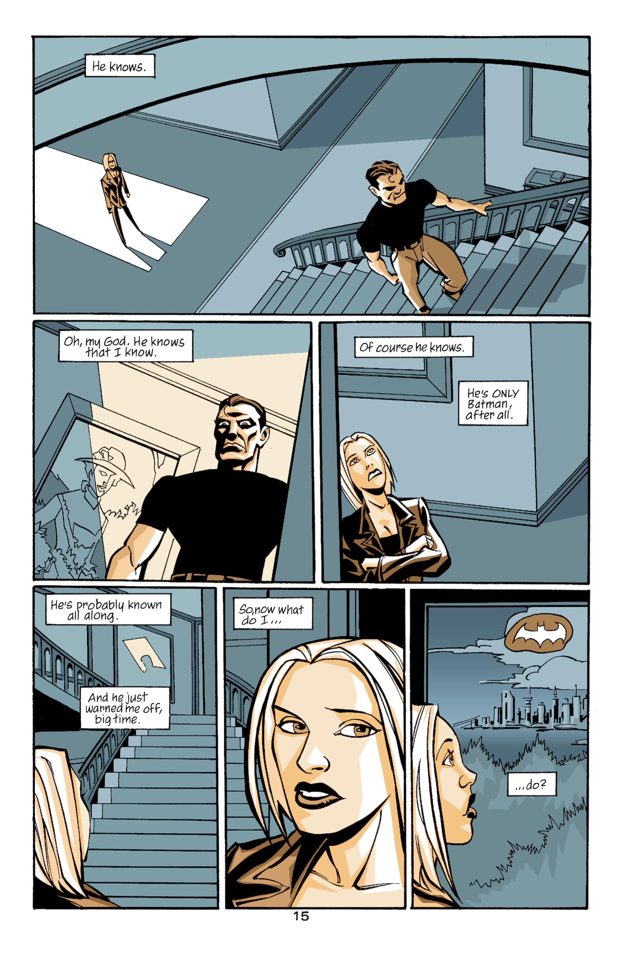Detective Comics (1937) 758 Page 15