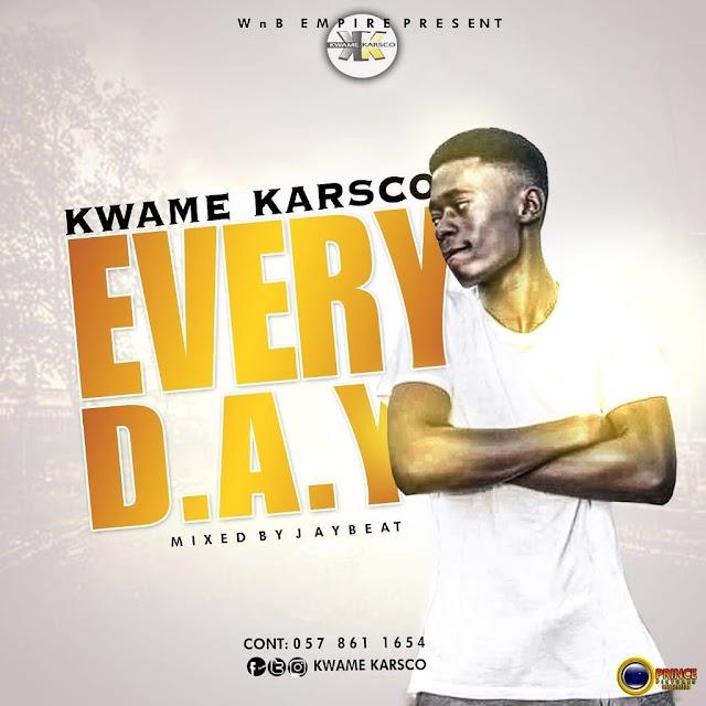 Kwame Karsco - EveryDay (Mixed By Jaybeatz) (Hotpower)