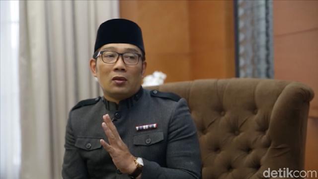Soal Pose 1 Jari Ridwan Kamil, Bawaslu: Kalau Ada Laporan Diperiksa