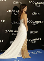 Penelope Cruz red carpet dresses