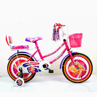 18 morison gorgeous girl ctb sepeda anak