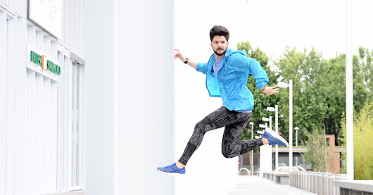 Corvus88 - Fashion Blogger: IN FORMA CON ASICS