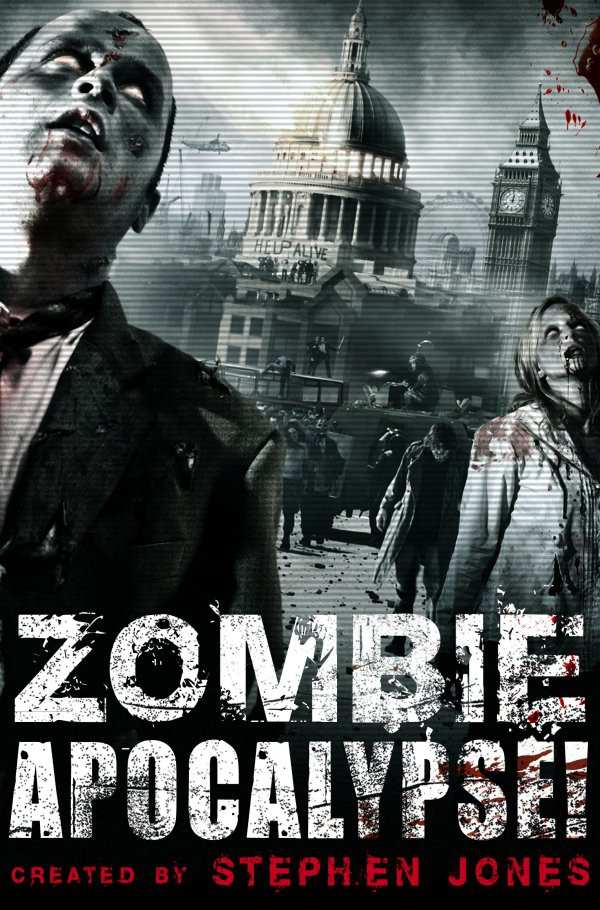 The Stephen Jones-edited anthology / mosaic novel, ZOMBIE APOCALYPSE, which  I was honoured to be part of last year, providing the novella Special  Powers, ...