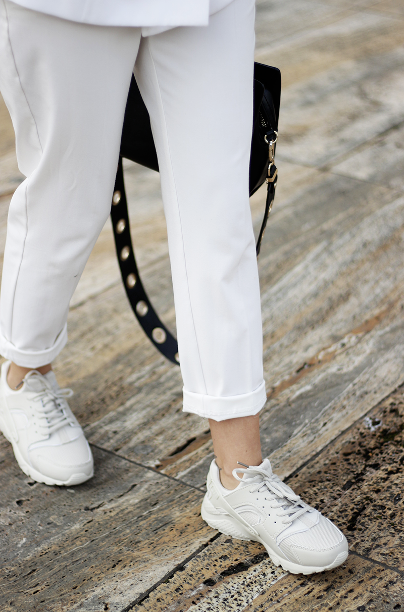 New In | The White Ugly Trainers