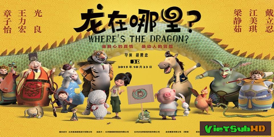 Phim Phi Vụ Tìm Rồng VietSub HD | Where's the Dragon? 2015