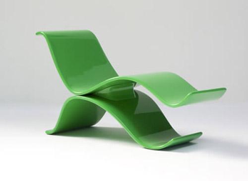 Diseño de silla para tomar el sol