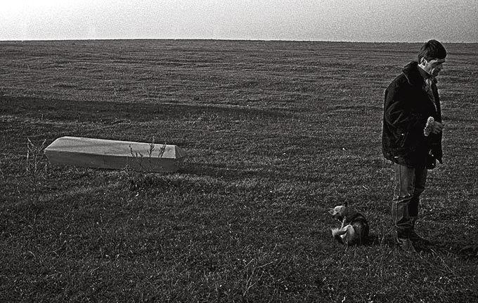 колхозники на сеновале