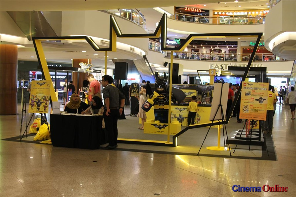 Its all about Lego Batman at Mid Valley - TheHive.Asia
