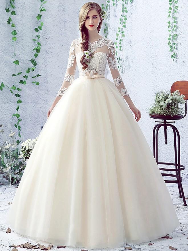 Vestido de noiva Millybridal