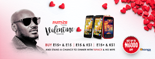 Partner Mobile Valentine Special: Here's How To Treat Your Partner Right This Season