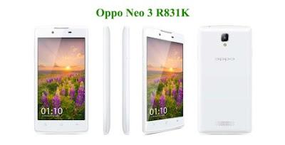 Harga Oppo Neo 3 baru, Harga Oppo Neo 3 bekas, spesifikasi Oppo Neo 3