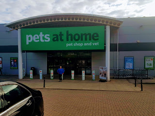 Top Ender at one of our local Pets at Home in Milton Keynes. We're greedy we have two and another just about fifteen minutes from our house in Buckingham.