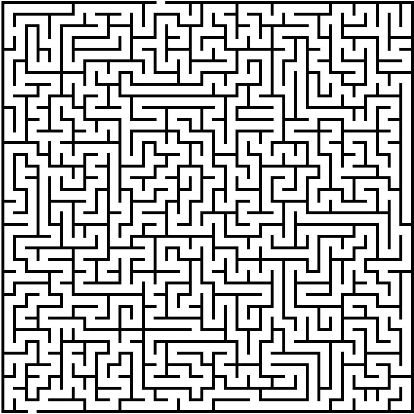 Maze Blog: June 2011