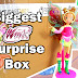 Biggest Winx Surprise Box | Unboxing!