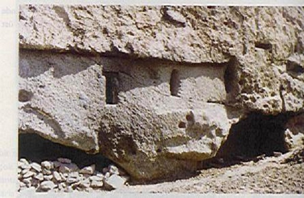 Ortakent ( Büyük Nakala) Mağaraları - Ardahan