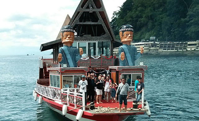 Horas Samosir Fiesta 2018 Angkat Keindahan Danau Toba