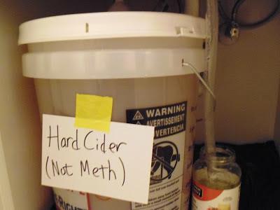 Labeling fermenters