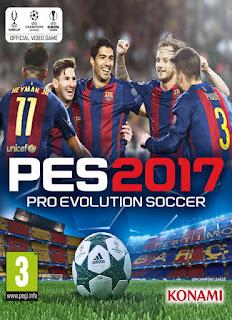 Pro Evolution Soccer 2017 Crack For PC| Tech Crome