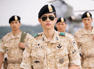 Sinopsis Drama Korea Descendants of The Sun Episode 16 Part 1