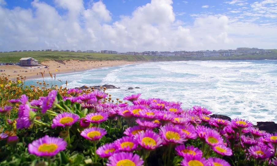 Fistral Beach Newquay Cornwall