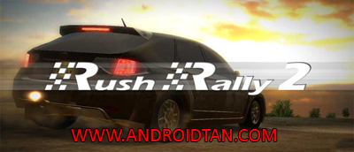 Download Rush Rally 2 Mod Apk + Data v1.114 Unlimited Money/All Unlocked Terbaru 2017