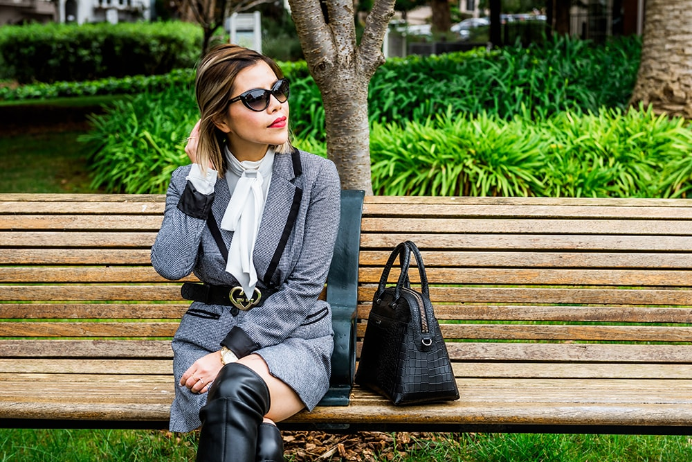 Crystal Phuong- Fashion Blogger- Spring in The Presidio of San Francisco