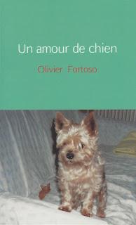 Un amour de chien, Couverture