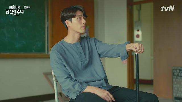 Sinopsis Drama Korea 'Memories of the Alhambra' Episode 8