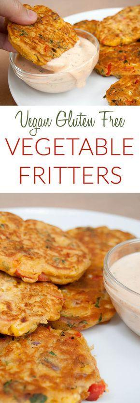 Vegetable Frítters