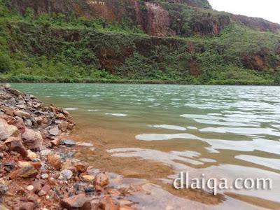 air di permukaan kulong