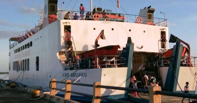 Jadwal Kapal Dari Batulicin ke Garongkong Barru - Hijau Pink
