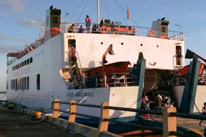 Jadwal Kapal Dari Batulicin ke Garongkong Barru