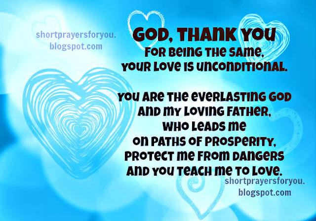 Free christian images God, thank you for everything you've done,  christian card, short prayers for you and me.