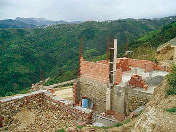 Les archives de la terre cuite alg rie hausse des prix for Prix materiaux construction maison