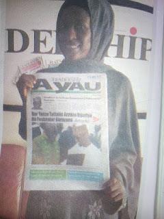 Nafisa Abdullahi Leadership hausa
