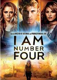 I Am Number Four (2011) Dual Audio 300mb Download Hindi BluRay 480p