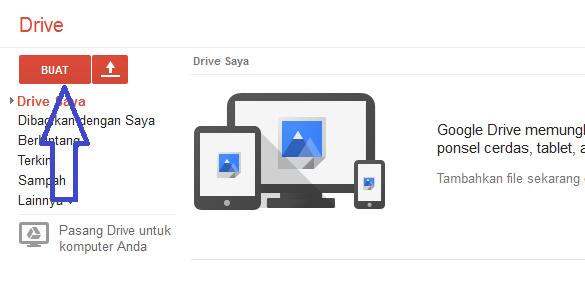Cara Paling Mudah Upload File Java Script CSS HTML ke Google Drive