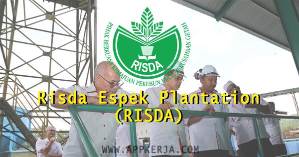 Risda Espek Plantation