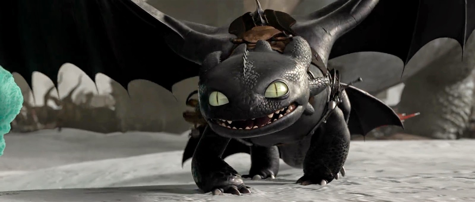 How to Train Your Dragon 2 (2014) S3 s How to Train Your Dragon 2 (2014)